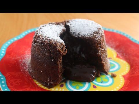 Molten Chocolate Lava Cake - Dalya Rubin - It's Raining Flour Episode 21