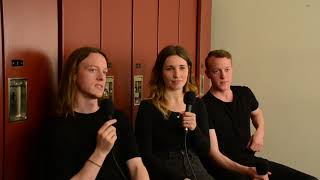 SHAED Interview - Spencer, Chelsea, & Max (Part 1)