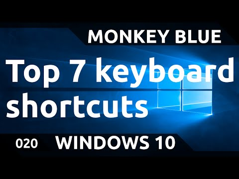Windows 10: top 7 keyboard shortcuts