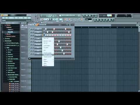 HOW TO MAKE DUBSTEP: Drum Rolls/ Drum Fills in Fl Studio