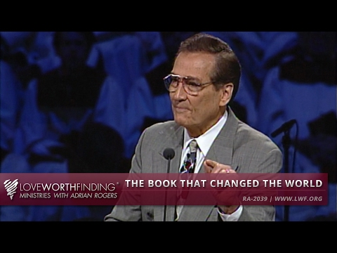 Adrian Rogers: The Book that Changed the World #2039