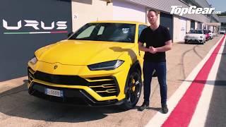 TopGear : Lamborghini Urus tested on-road (and off)