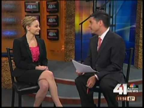 How Are You Securing Your Electronic Documents? KSHB Interview with CoSentry's Annalea Scharack