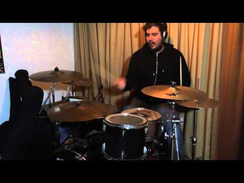 Capital Cities - Farrah Fawcett Hair (Drum Cover)