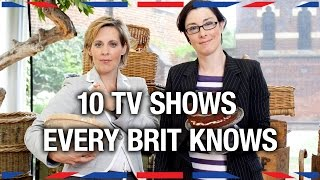 Download 10 TV Shows Every Brit Knows - Anglophenia Ep 10 Video