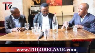 2eme lisolo ya Eddy KAPEND na liwa ya Mzee KABILA face à face P.MARCEL et C. MATHIEU