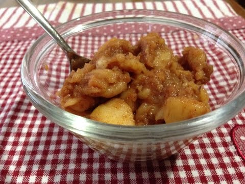 Baked Cinnamon Apples (ENG) Easy Recipe