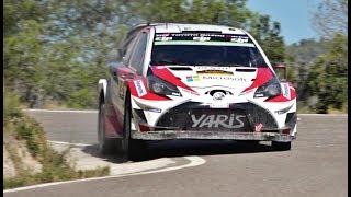 WRC Rally de Catalunya 2017  Spain Pure Sound! WRC