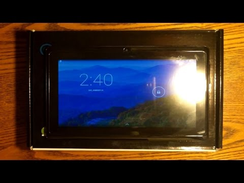 Contixo LA703 Tablet Review (Also Applies to Kids Tablet)