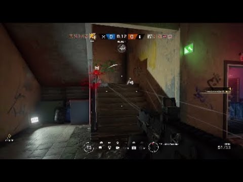 LION/BANDIT 4K CLUTCH RANKED - Rainbow Six Siege