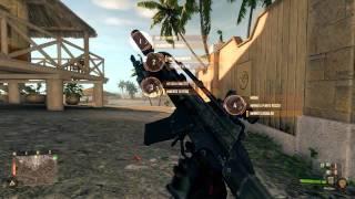 Crysis Warhead - glitch errore contenuto speciale spara polli in ITA HD 720p