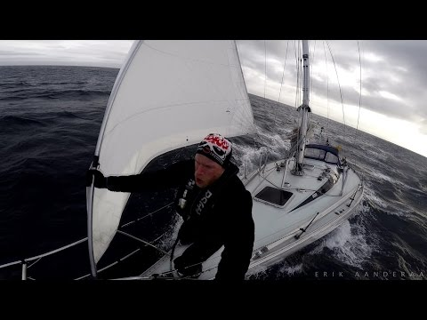 Solo Sailing to Shetland Part 1.