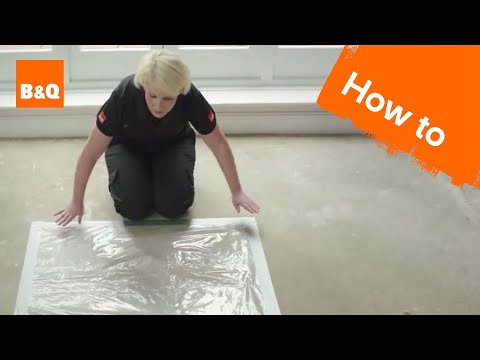 How to lay flooring part 1: preparation