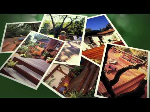 Choosing a Redwood Deck