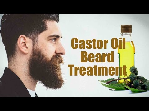 How To Use Castor Oil To Get A Bright And Bushy Beard | Tips To Grow A Healthy Beard