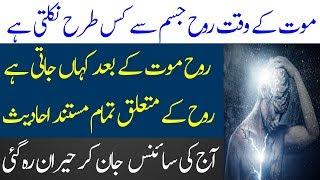 Kia Rooh Zinda Rehti Hai | Rooh Ki Haqeeqat | Limelight Studio