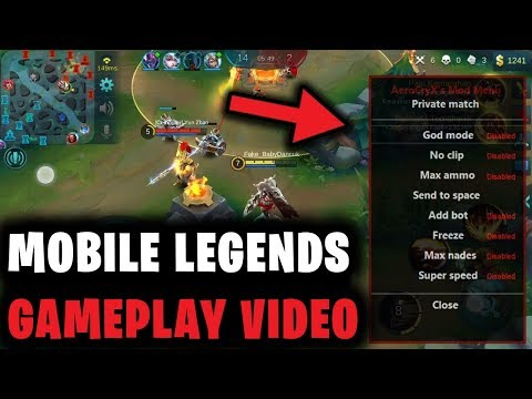 Updated Mobile Legends Mod APK 1.2.73.2762 NO ROOT!