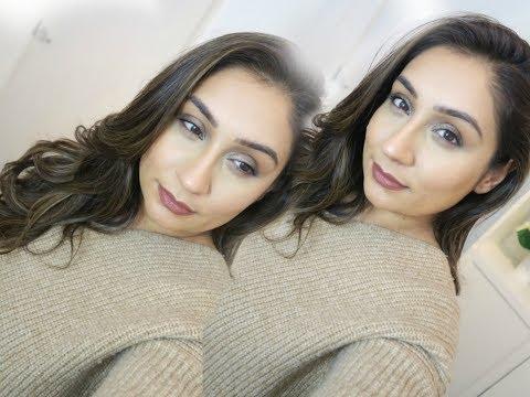 Easy smokey eye glam makeup look | Raji Osahn