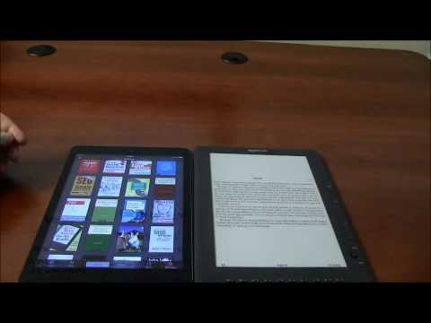 iPad Air v. Kindle DX for Reading E-books