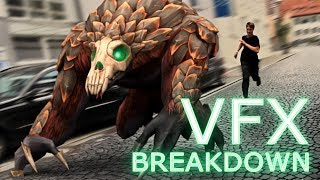 VFX Breakdown-Temple Run in Real Life | REVERSED