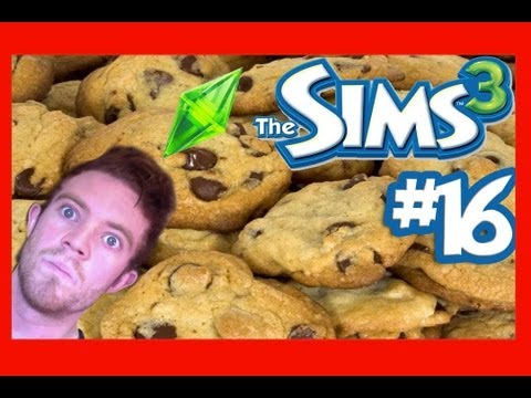 The Sims 3 - Part 16 | HOW TO MAKE COOKIES