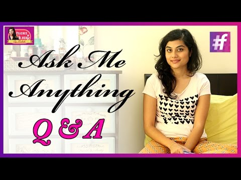 Ask Me Anything - Mehak's Beauty Secrets Revealed!