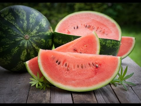 How To Correctly Serve a Watermelon