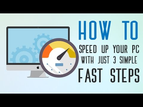 How to speed up your PC with 3 simple steps | by Leon Arkedy