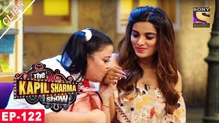 Lalli is Smitten by Nidhhi Agerwal - The Kapil Sharma Show - 16th July, 2017