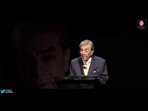Tribute to Mushtaq Ahmad Yusufi | Zia Mohyeddin | Arts Council