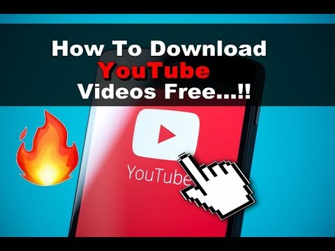 Download YouTube Videos without any software/App in (Android/Pc) 2018