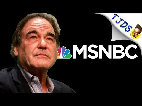 Oliver Stone Banned From MSNBC  W/Oliver Stone pt 3