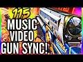 115 Elena Siegman Epic Gun Sync Song Call Of Duty Zombies Mu