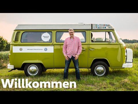 Herzlich willkommen bei Volkswagen Financial Services
