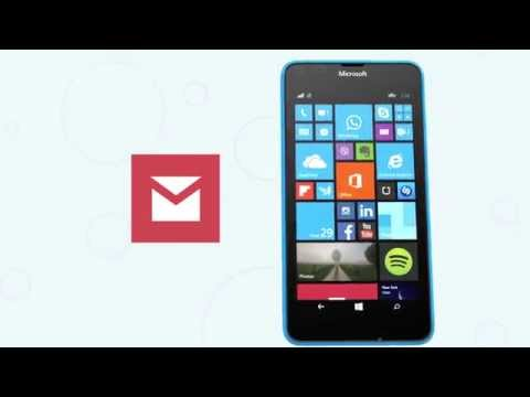 Transfer Email, Contacts and Calendar from Gmail to Your Lumia device