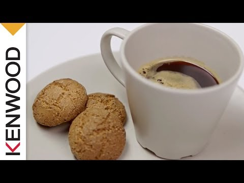 Amaretti Recipe for Your Kenwood Cooking Chef
