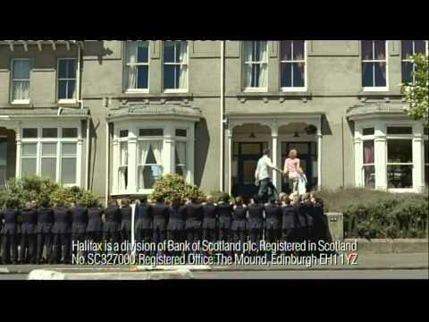 Halifax Mortgages advert
