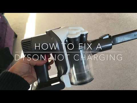 How to Fix a Dyson DC44 not Charging
