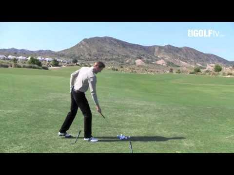 Golf Tips tv: Wedge control 20 40 60 80 100 yard drill