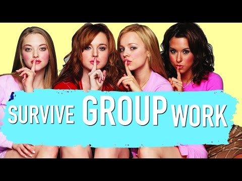 GROUP WORK ORGANIZATION & TIPS: HOW TO SURVIVE GROUP WORK | Paris & Roxy
