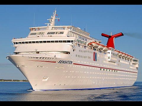 Carnival Sensation Cruise Ship - Best Travel Destination