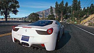 GTA 5 MVR VS GTA 4 Ultimate Excellent ENB VS GTA SA DirectX