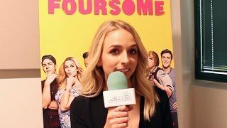Jenn McAllister (JENNXPENN) Spills Who Is the Best KISSER on FOURSOME