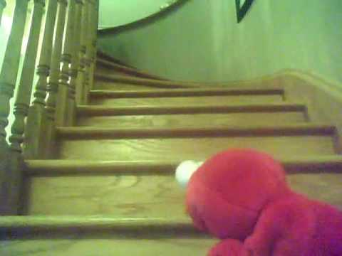 Elmo Falling Down The Stairs Fast Slow And Even Slower