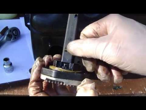 How to replace BMW oil sensor in oil sump. Years 2005 to 2013