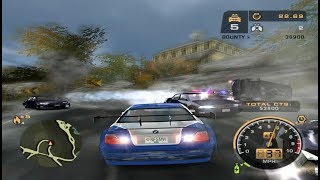 Need for Speed: Underground 2 Sha_Do PS2 Gameplay HD (PCSX2