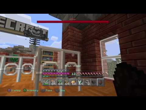 Killing a Wither in Minecraft
