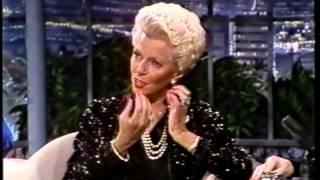 Lana Turner, Joan Rivers--1982 TV Interview