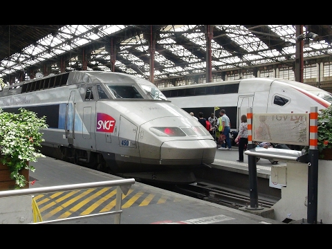 Bognor Regis (UK) to Turin (Italy) by Train – Part 1 to Lyon (France)