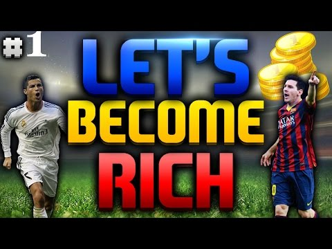 FIFA 15 | Let's Become Rich | Great Start #1